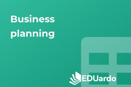 EDUardo Business Planning